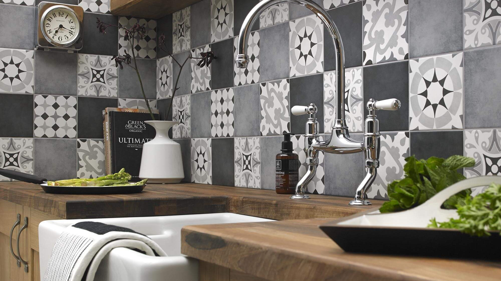 Best Kitchen Tiles Manufacture In India