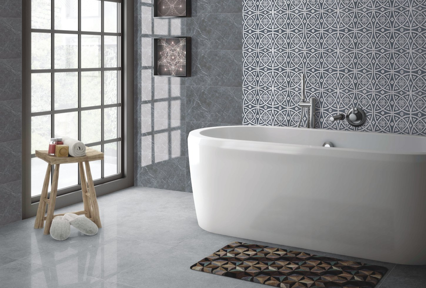 Extra Large Format Tiles for Walls and Floors | Porcelain Tiles ...